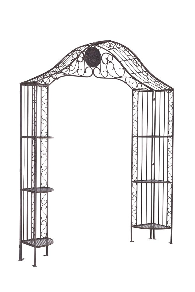 Liberty 71-inch x 92-inch Powder-Coated Steel Arbor