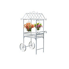 Lyman Flower Cart