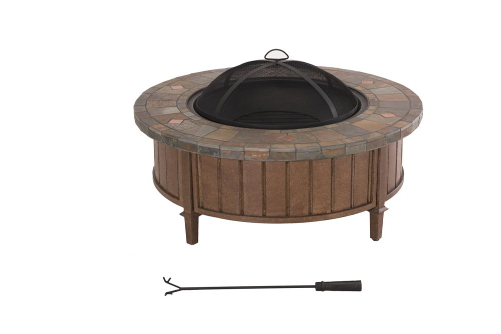 Greer 40-inch Outdoor Fire Pit
