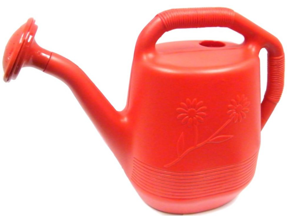 Colourwave 9 L Watering Can in Red