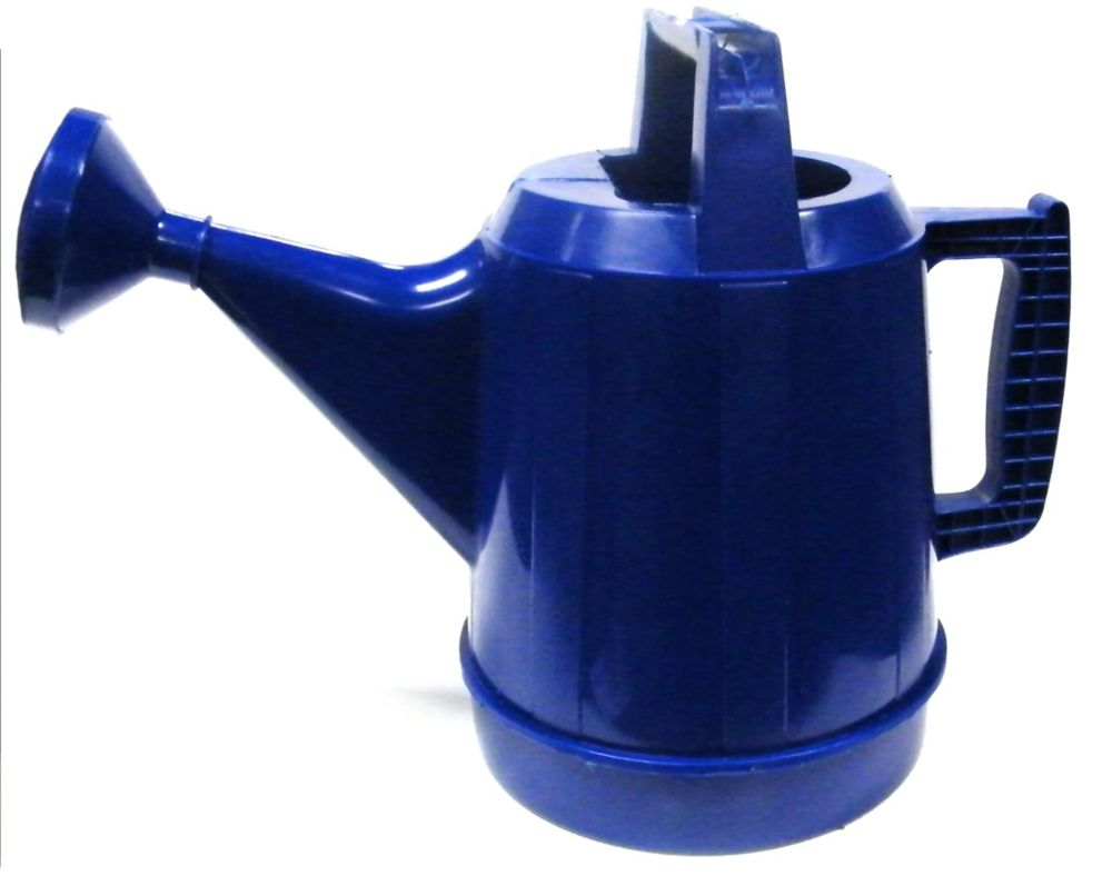 7.5 L Watering Can in Blue