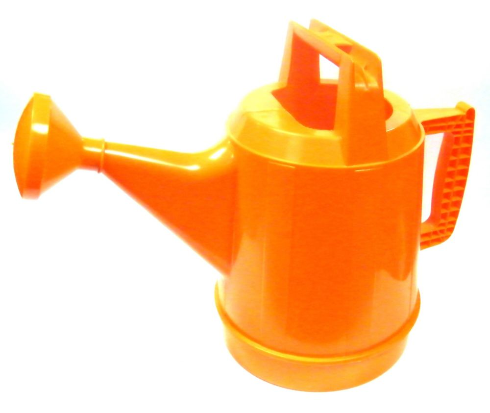 Colourwave 7.5 L Watering Can in Orange