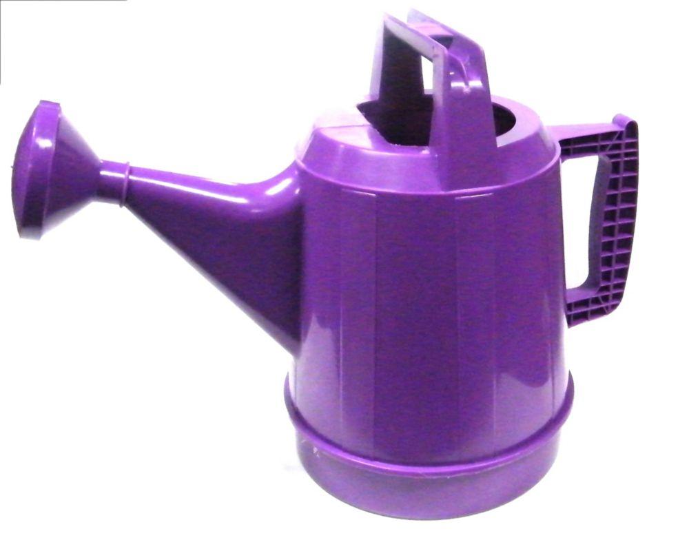 Arrosoir, de couleur pourpre