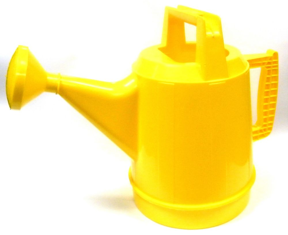 7.5 L Watering Can in Yellow