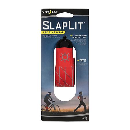 Bracelet réflecteur à DEL SlapLit