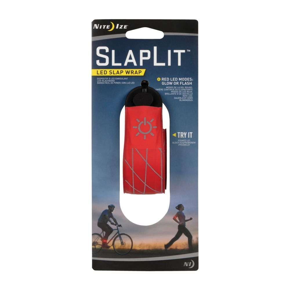 Nite Ize SlapLit LED Slap Wrap