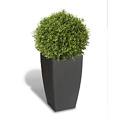 Planters | The Home Depot Canada on chrome planters, iron planters, long rectangular planters, bucket planters, stone planters, window boxes planters, copper finish planters, old planters, tall planters, urn planters, pewter planters, resin planters, large planters, plastic planters, round corrugated planters, corrugated raised planters, aluminum planters, wall mounted planters, stainless steel planters, lead planters,