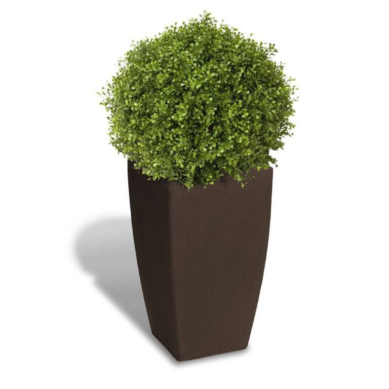 Madison Planter - Brownstone