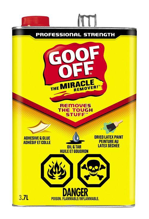 Goof Off 3,8L - boite metallique