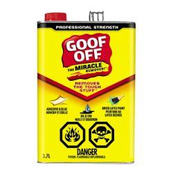 Goof Off Goof Off 3,8L - boite metallique