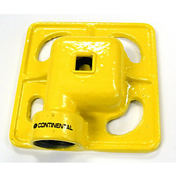 Continental Cast Iron Square Sprinkler