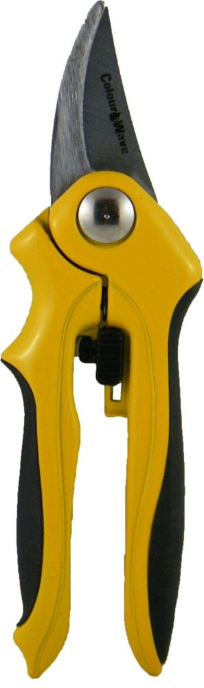 Bypass pruners Yellow