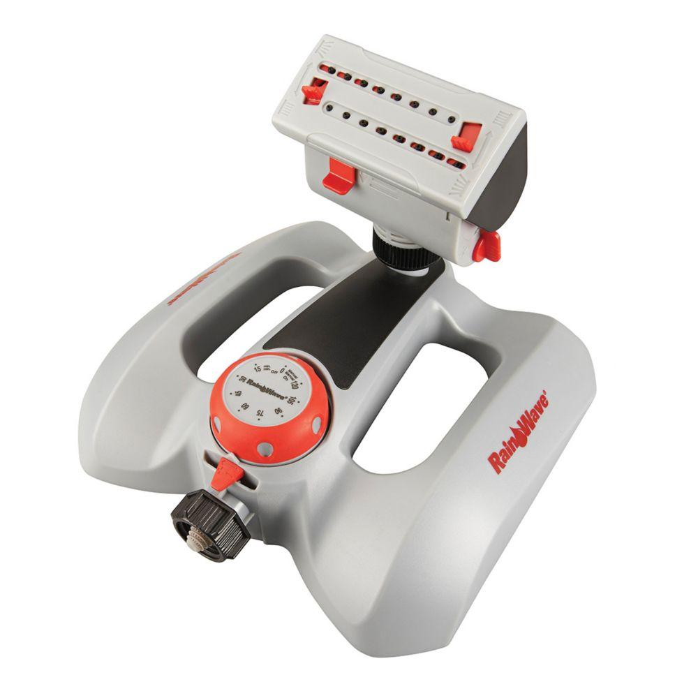 Mini turbo oscillating sprinkler