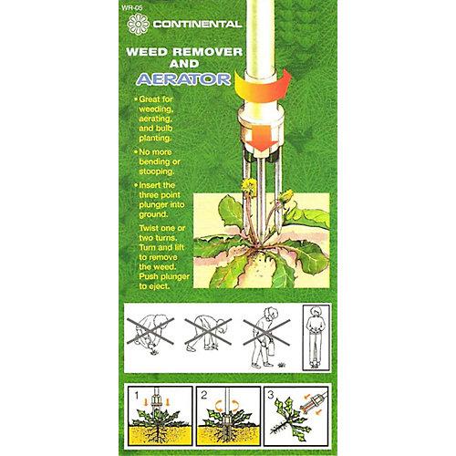Extracteur de mauvaises herbes