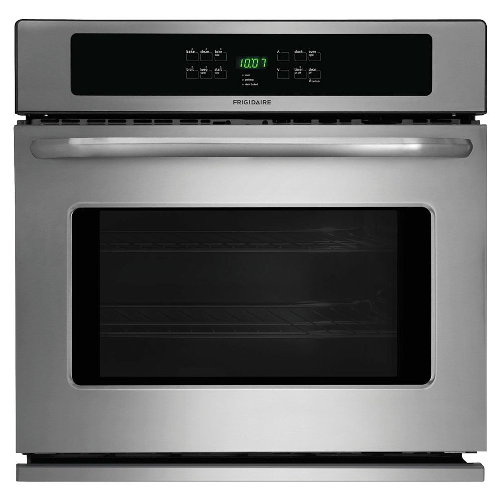 4.6 cu. ft. 30-inch Single Electric Wall Oven in Stainless Steel