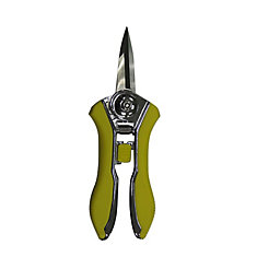 Fine point pruners Yellow