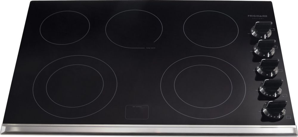 30 Inch Glass Cooktop ~ Frigidaire gallery inch smoothtop electric