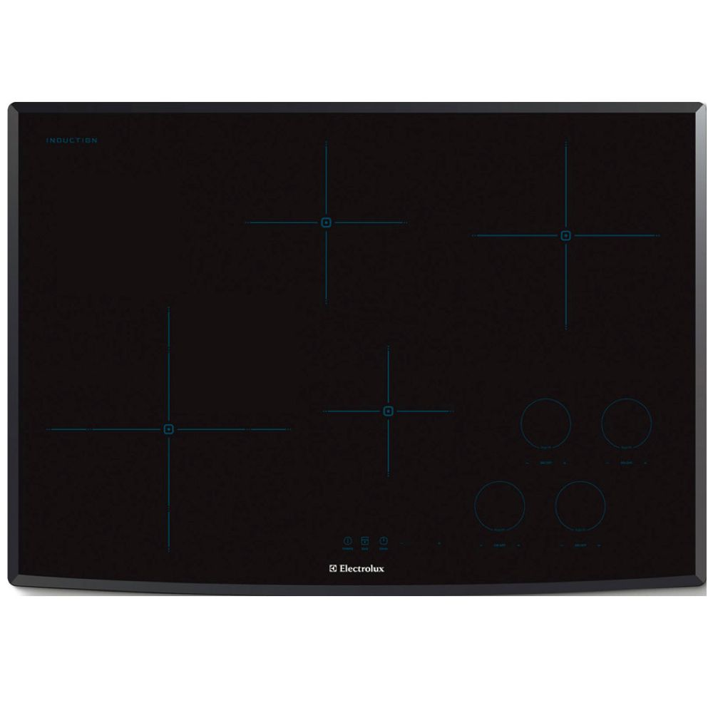 30-inch Drop-In Smooth Induction Cooktop in Black