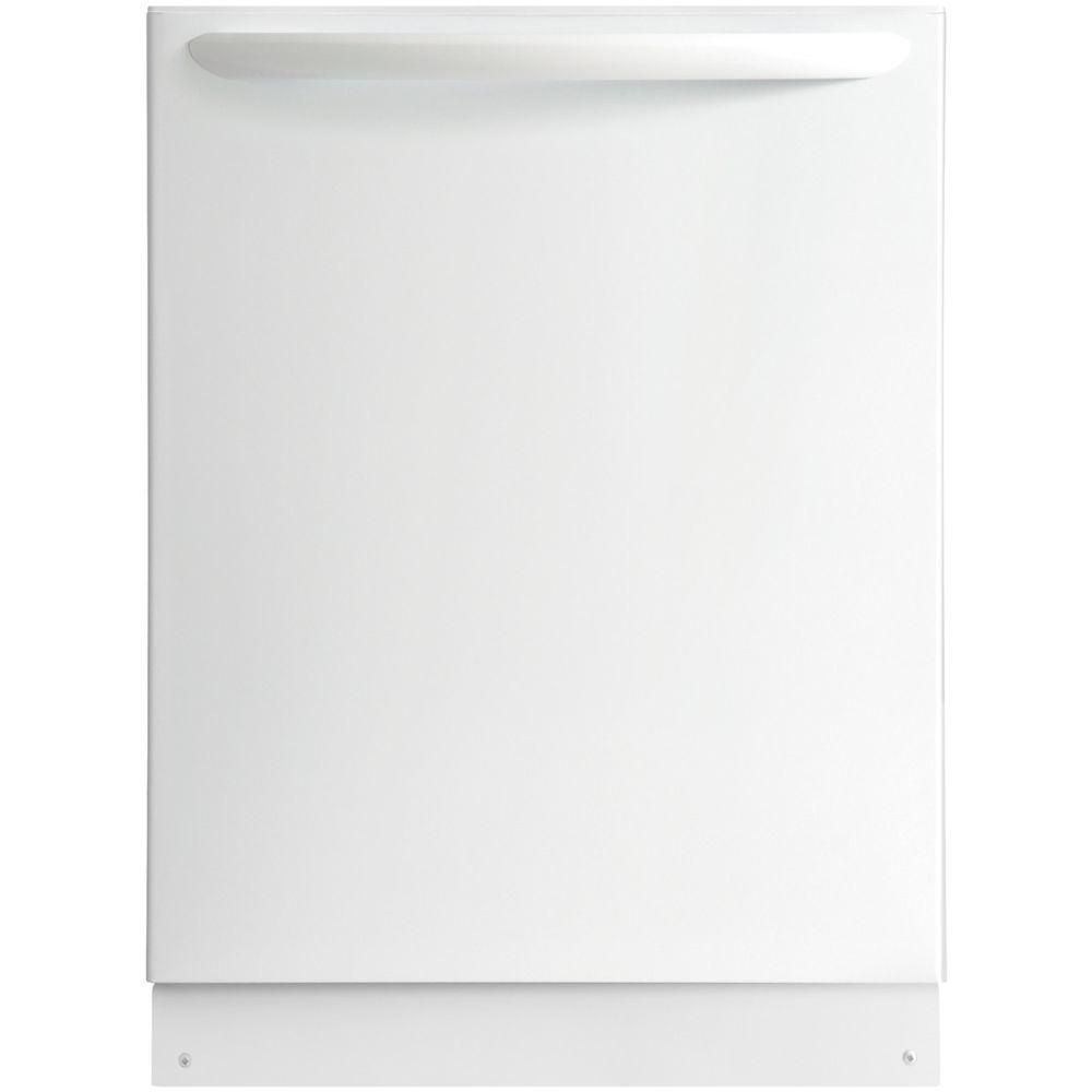 Gallery 24-inch Built-In Dishwasher with Plastic Tub in White