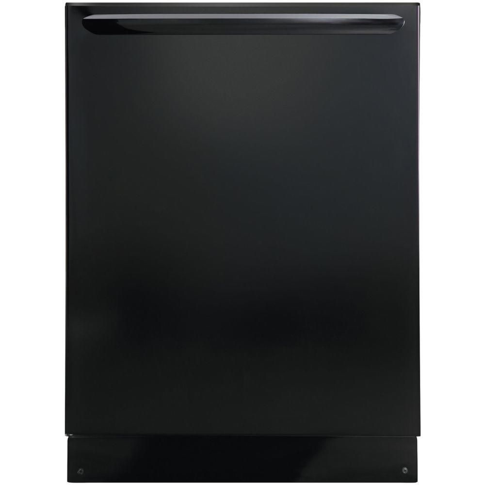 Gallery 24-inch Built-In Dishwasher with Plastic Tub in Black