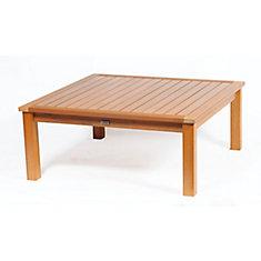 Teak Deep Seating Coffee Table-Square