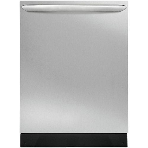 Lave-vaisselle encastré à commande supérieure de 24 po en acier inoxydable anti-salissure,  ENERGY STAR®