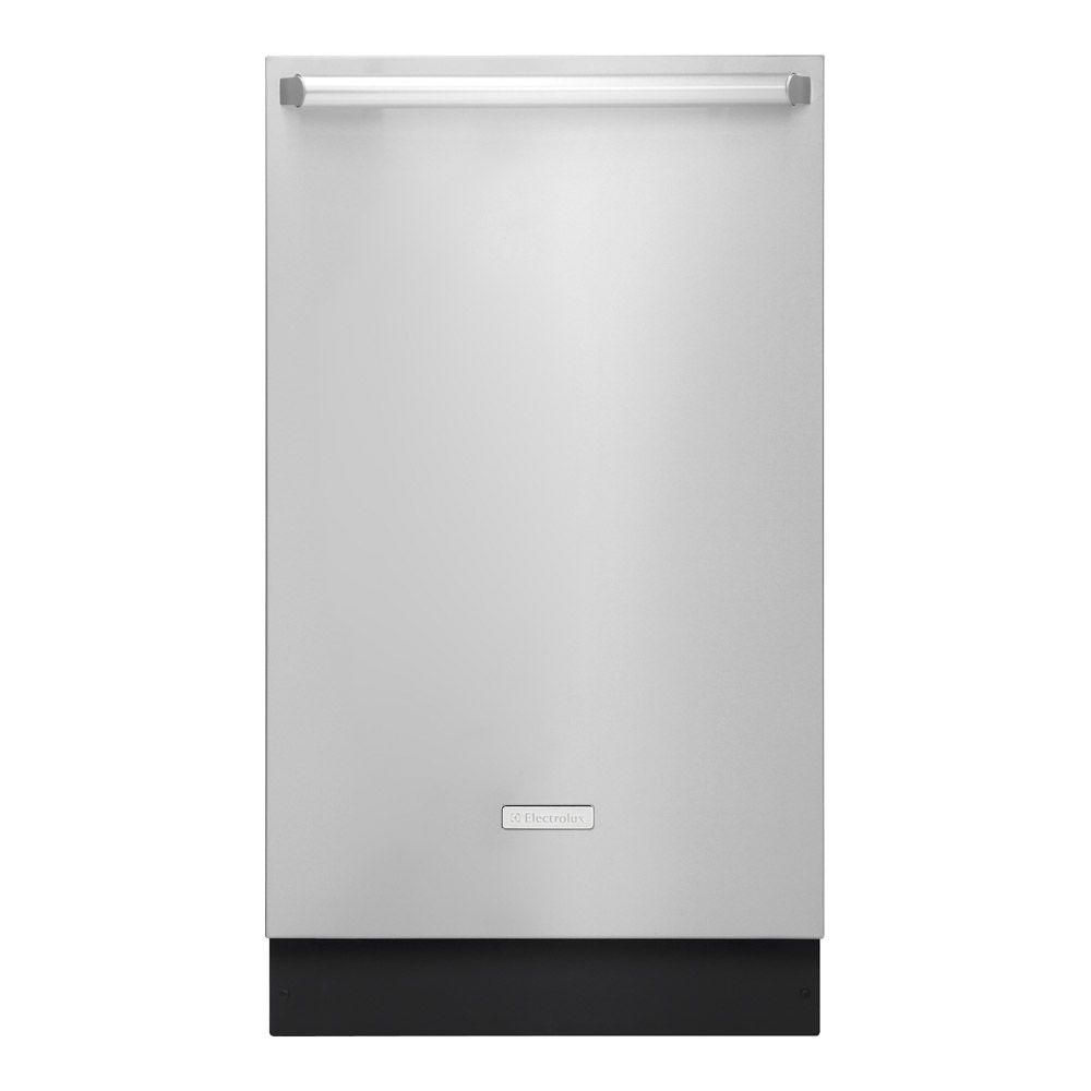 18-inch Built-In Dishwasher in Stainless Steel