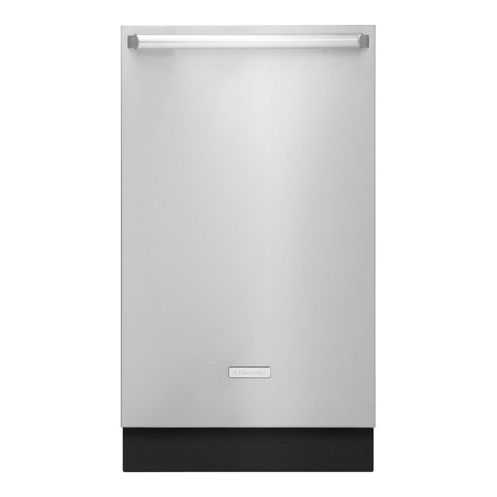 Lave-vaisselle encastrable, 18po, acier inoxydable - EIDW1805KS