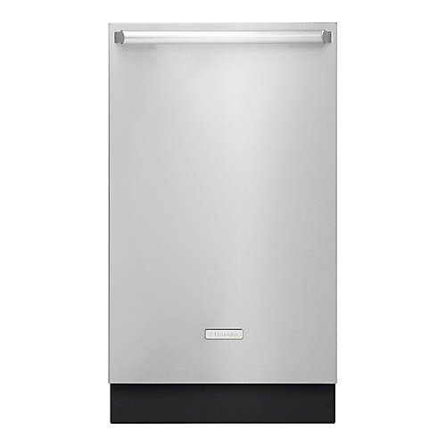 18-inch Top Control Dishwasher in Stainless Steel with Stainless Steel Tub - ENERGY STAR®