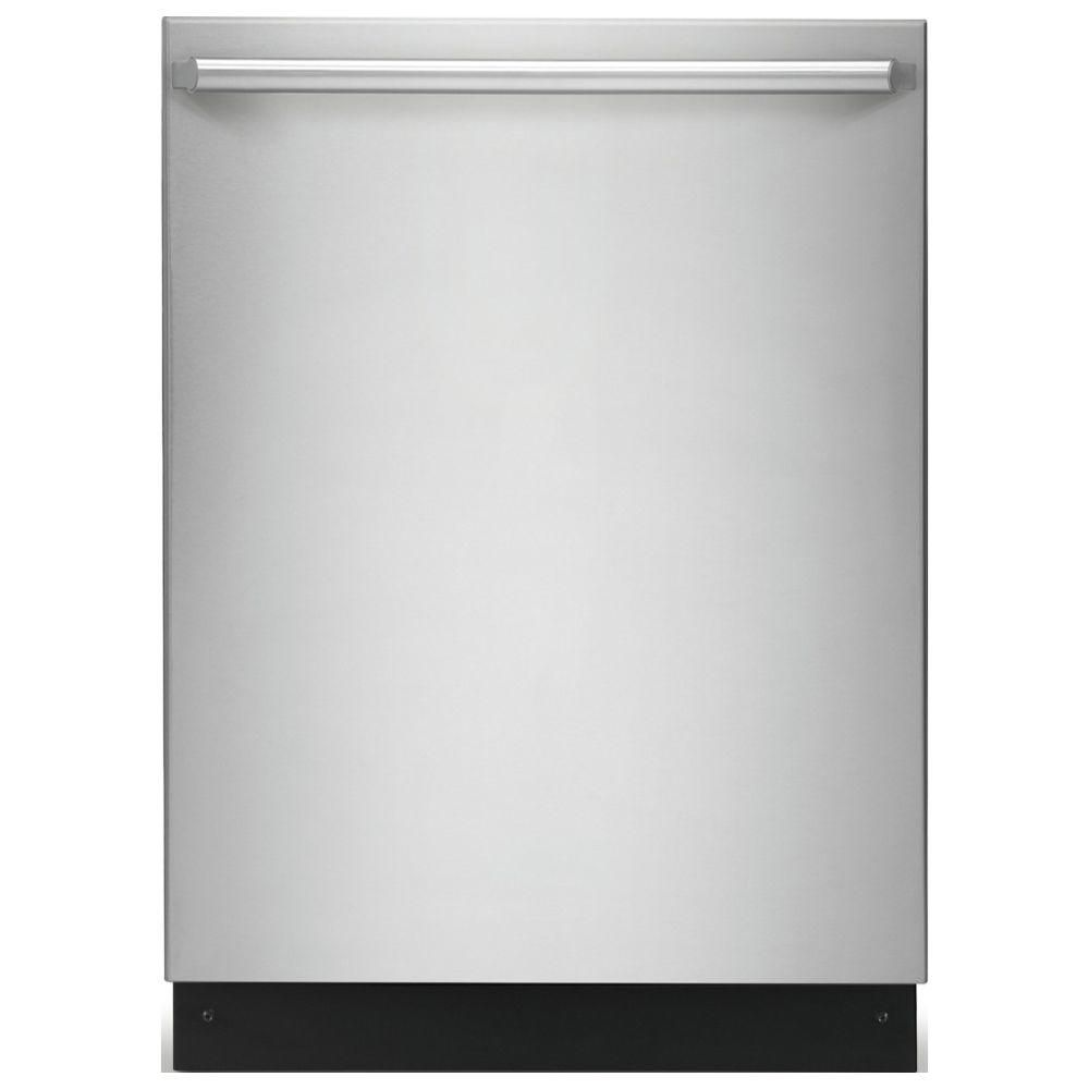24-inch Built-In Stainless Tub Dishwasher in Stainless Steel