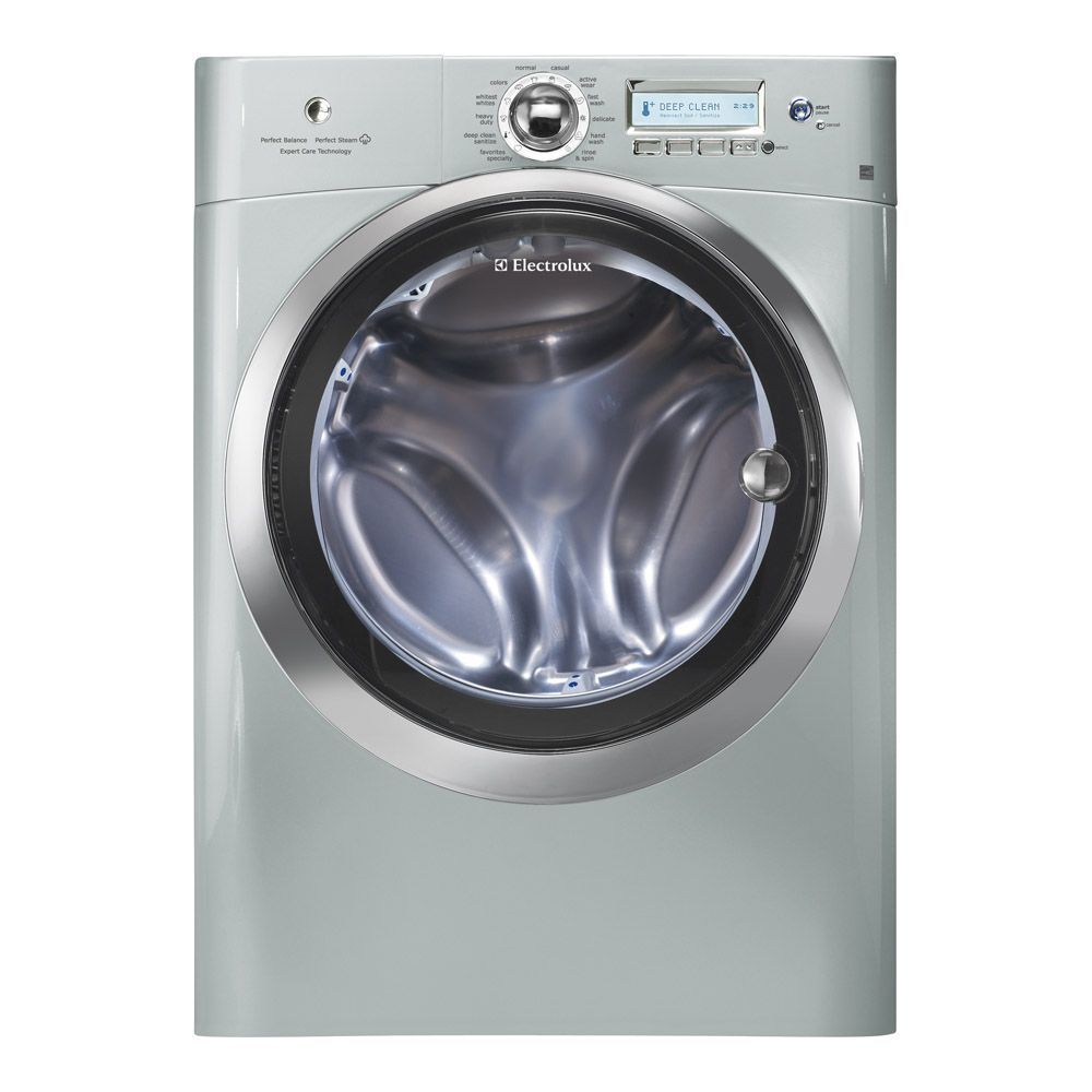 5.1 cu. ft. Front Load Washer with Wave-Touch Control in Stainless Steel