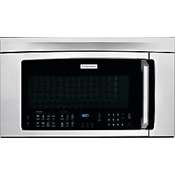 Electrolux 30-inch W 2.0 cu. ft. Over the Range Convection Microwave in Stainless Steel
