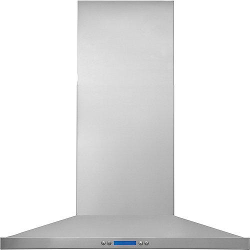 30-inch Wall-Mount Range Hood in Stainless Steel