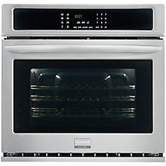 Gallery 4.6 cu. ft. Single Electric Wall Oven in Stainless Steel