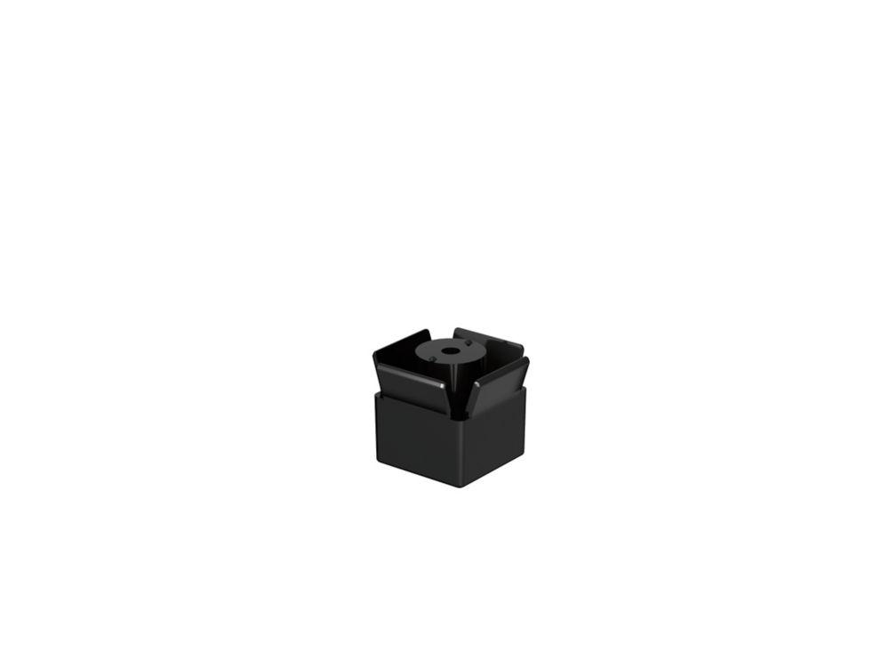 Veranda Baluster Connectors - 10 Pack - Black