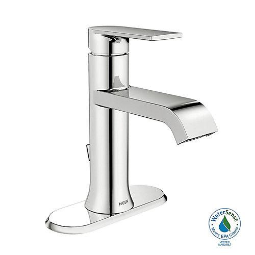 Genta - Robinet de salle de bain à 1 poignée - fini Chrome