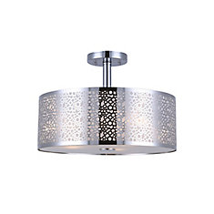 Bathroom Lights Home Depot Canada shop semi-flush mount lighting at homedepot.ca | the home depot canada