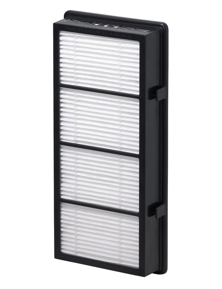 Purificateur d'air germicide Bionaire à filtre HEPA véritable pour modèle BAP9700S