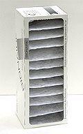 Double filtre pour purificateur d'air Bionaire, modèle LE1160
