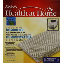 Sunbeam Health at Home Evaporative Wick Replacement Filter
