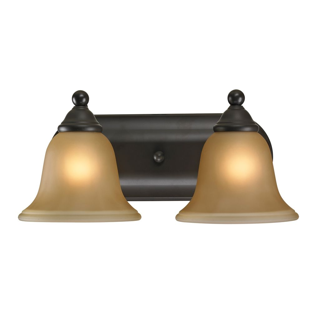 2 Light Bath Bar In Oil Rubbed Bronze TN-50137 in Canada
