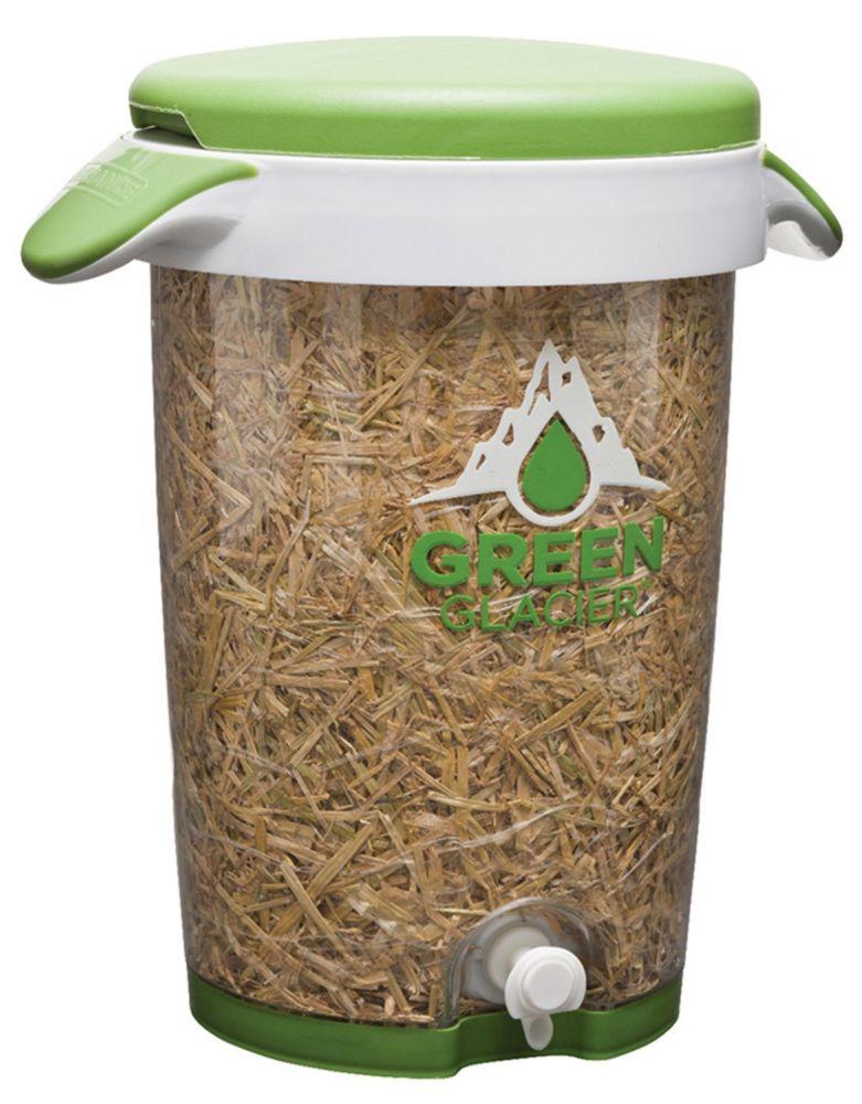 Green Glacier Cooler (2.5 Gal./10L)