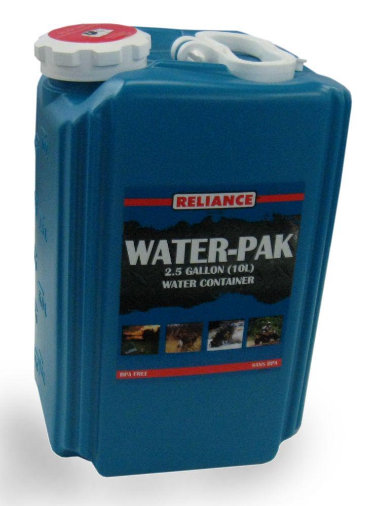 Water-Pak (2.5 Gal./10L)