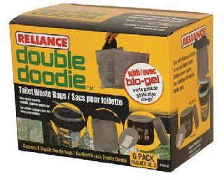 Sacs à déchets Double Doodie