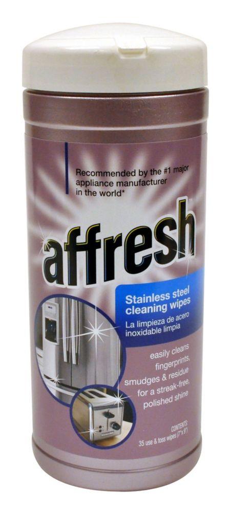 Chiffons nettoyants pour acier inoxydable <sup>®</sup>