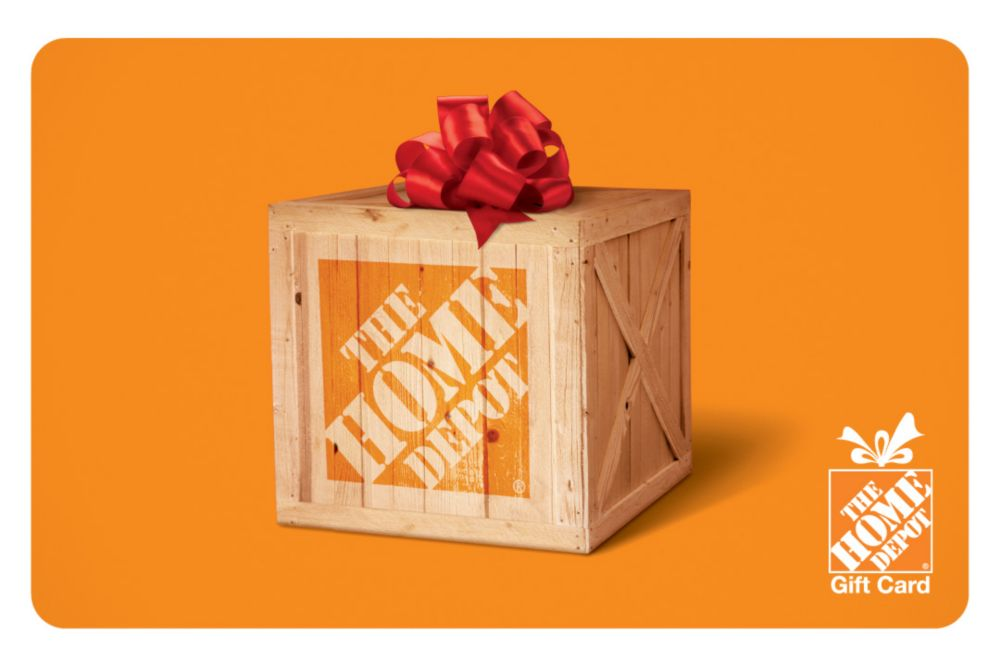 Shop Gift Cards at HomeDepotca The Home Depot Canada