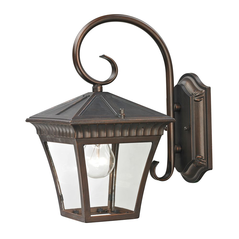 Outdoor Sconce In Hazelnut Bronze TN-50199 in Canada