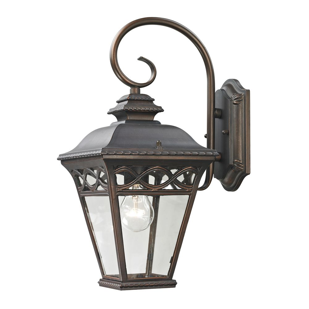 Outdoor Sconce In Hazelnut Bronze TN-50204 Canada Discount
