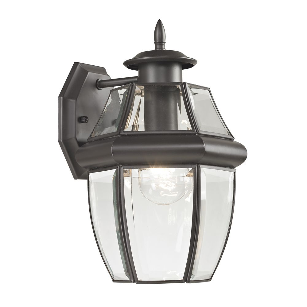 Outdoor Sconce In Oil Rubbed Bronze TN-50208 Canada Discount