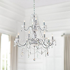 Home decorators collection caventi collection 12 light chrome home decorators collection caventi collection 12 light chrome chandelier the home depot canada aloadofball Choice Image